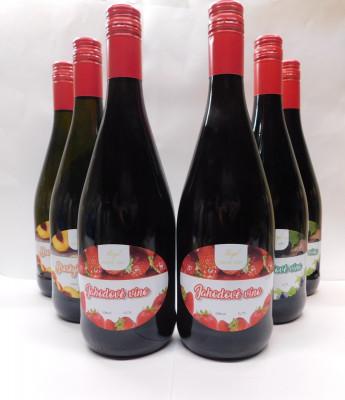 Royal ovocné víno 0,75 l 12 ks