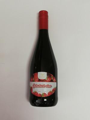 Royal Jahodové víno 0,75 l