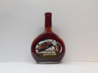 Royal ovocné víno 0,5 l poľovník 4