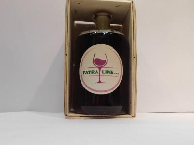 Firemné víno 0,7 l + dyhová krabica