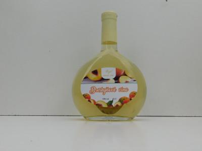 Royal broskyňové víno 0,5 l